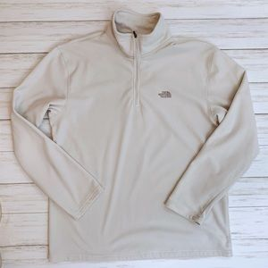 North Face TK100 1/4 Zip Jacket